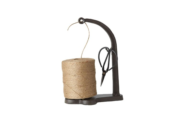 Wirework String Holder with Black String