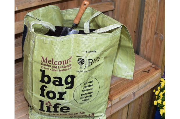 A Melcourt Compost Bag for Life