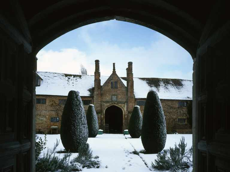 Sissinghurst Castle Garden welcomes winter visitors for the first time