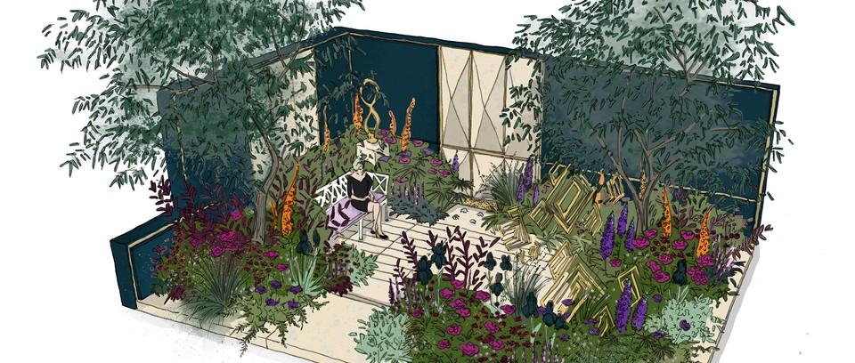 Chelsea flower show 2020: designer show gardens - Gardens ...