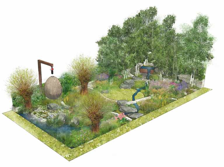Chelsea Flower Show 2020: Hortus Loci on the challenges of an organic show garden