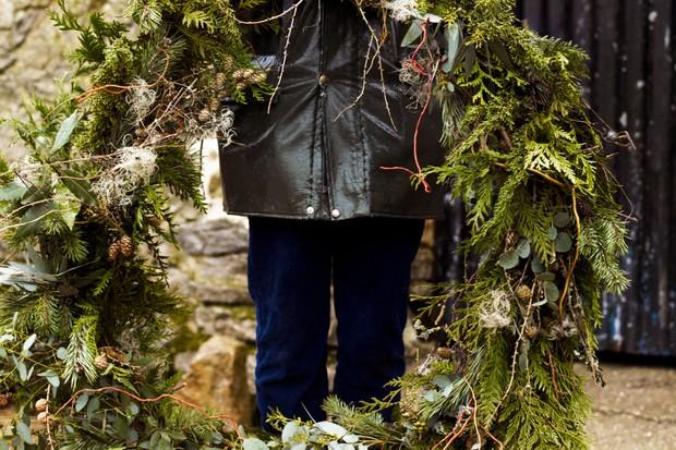 Christmas wreath: learn how to make a Christmas wreath