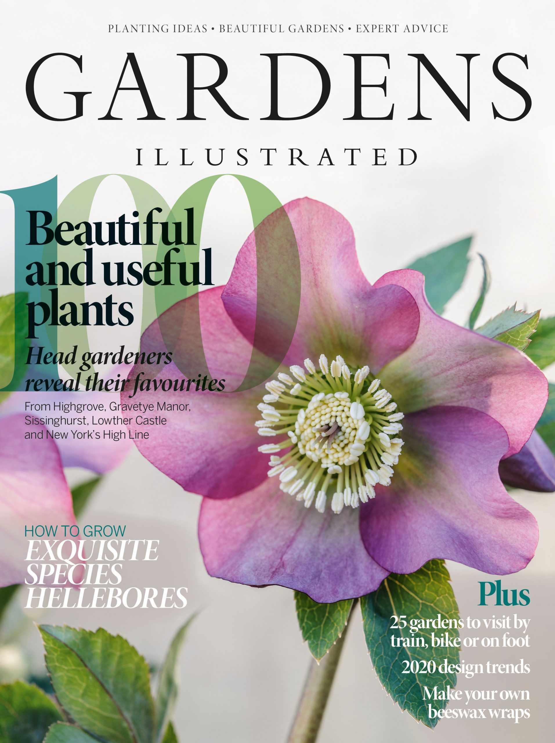 Gardens Illustrated January 2020