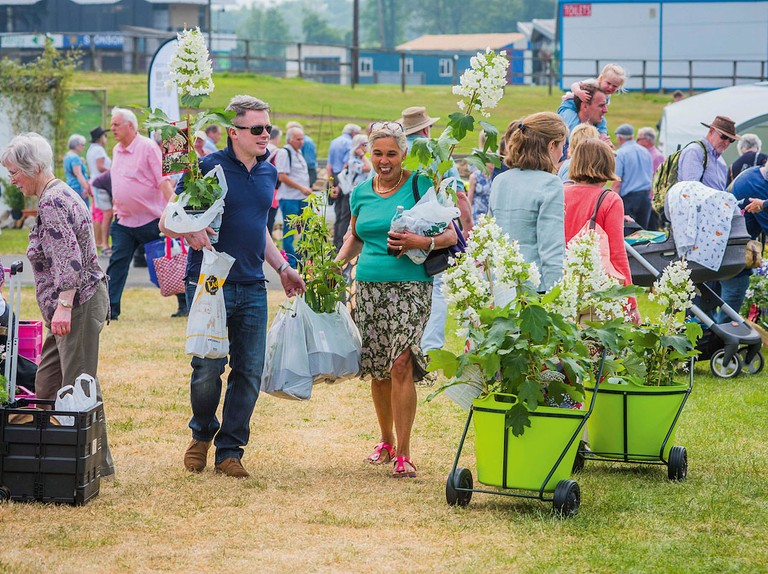 The best flower and garden shows in 2020