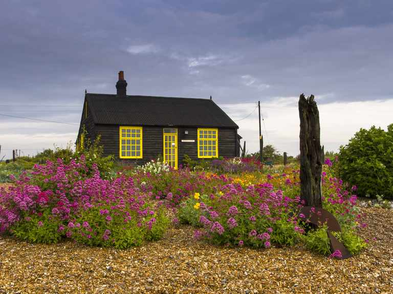 Campaign launched to save Derek Jarman's Prospect Cottage and garden
