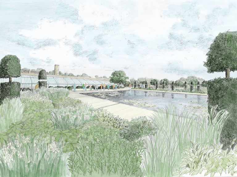 RHS Bridgewater to open in July 2020