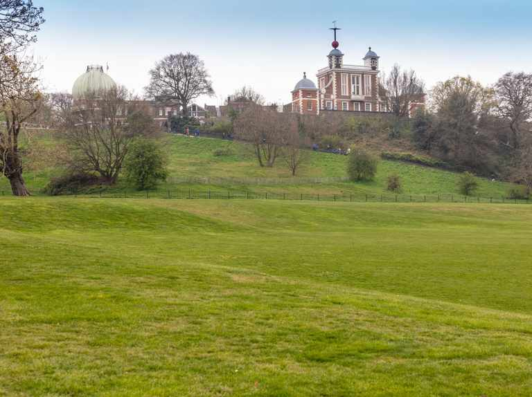 Greenwich Park receives £4.5 million to restore grasslands and protect wildlife