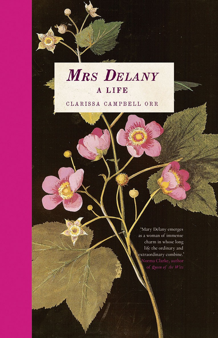 Mrs Delany by Clarissa Campbell Orr, book review