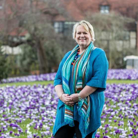 RHS Director General Sue Biggs