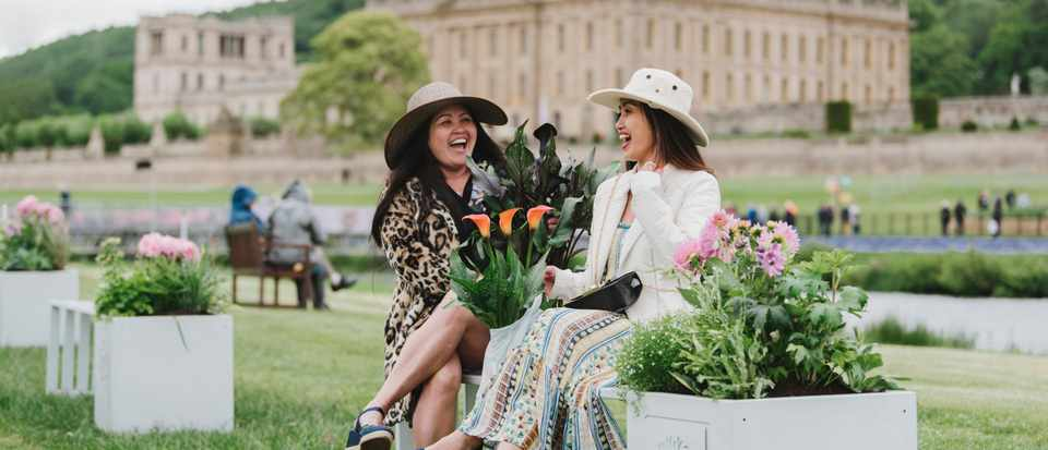 Chatsworth Flower Show 2020: Tickets, details and highlights