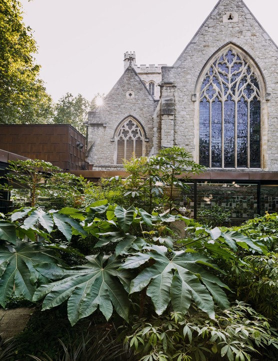 The Garden Museum in London