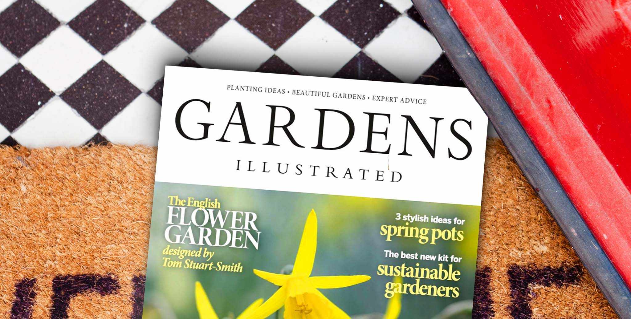 Gardens Illustrated to your door