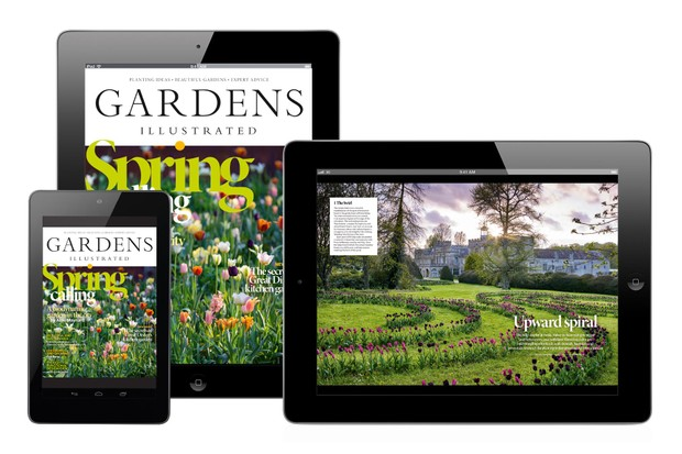 Digital issue of Gardens Illustrated