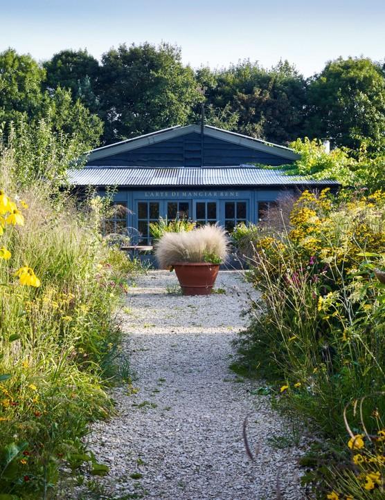 Worton Organic Garden