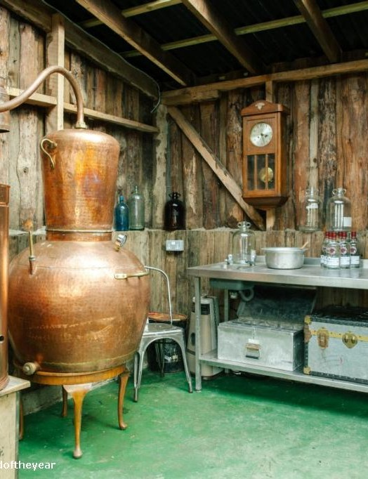 Shed of the Year 2015, Inshriach Distillery
