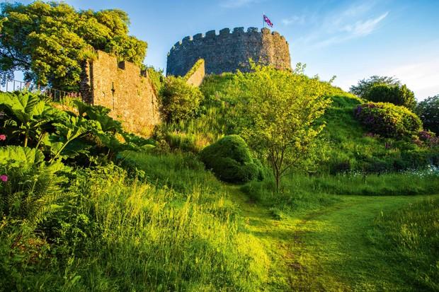 Trematon Castle in Cornwall