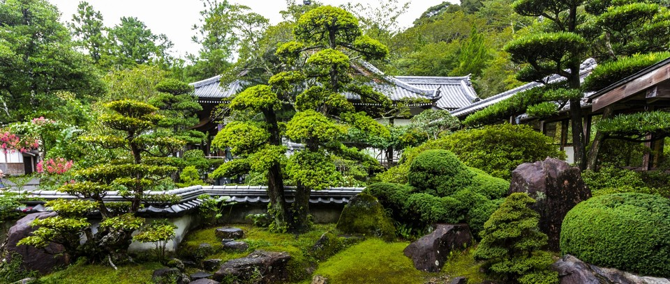 What Is A Japanese Garden Gardens Illustrated