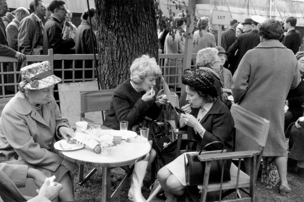 Chelsea Flower Show, London, 1967.