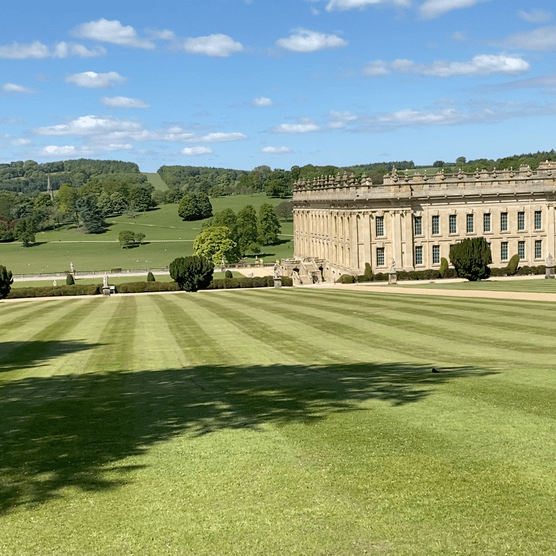 Chatsworth Virtual Garden Tour