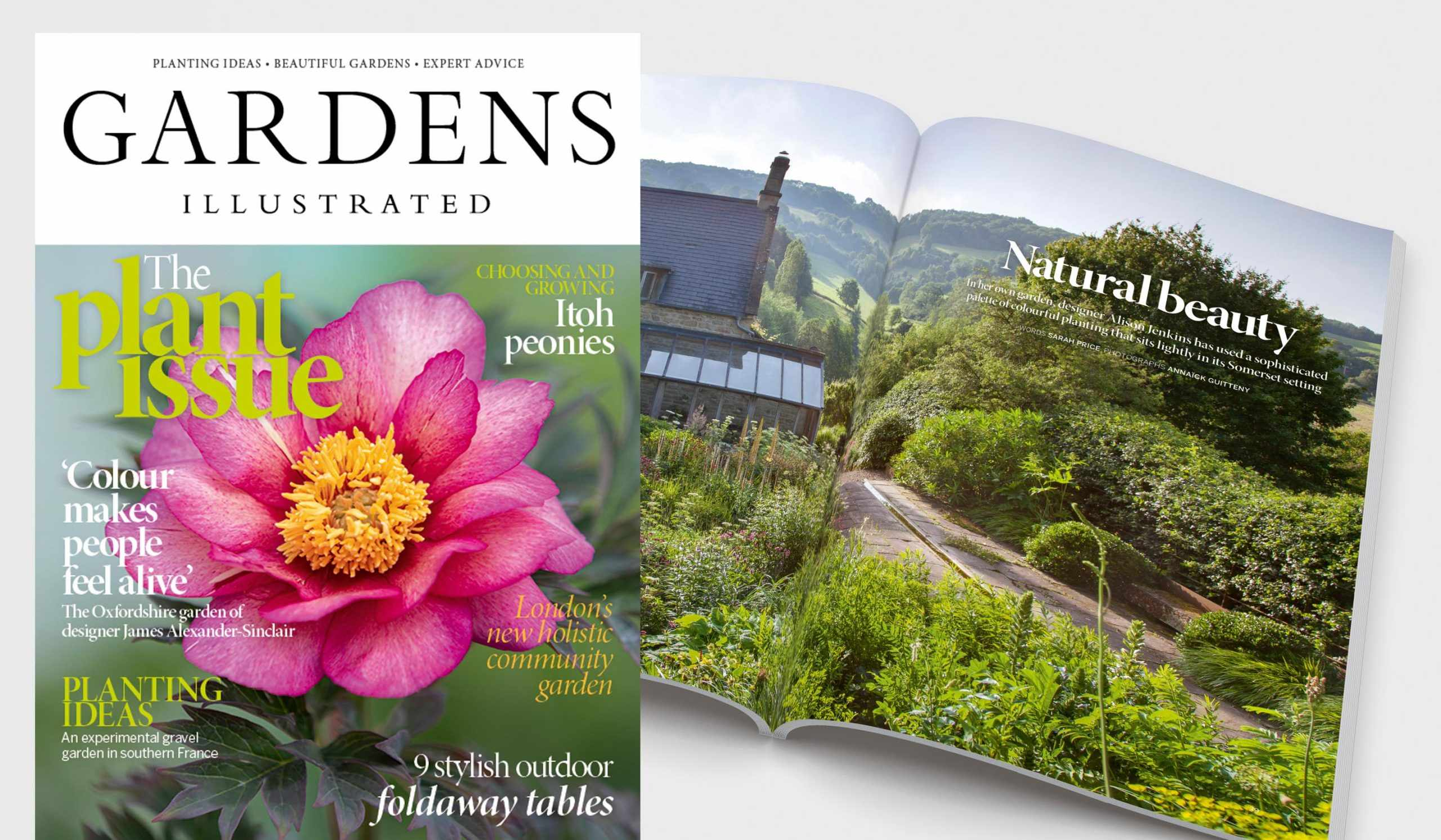 Gardens Illustrated Special issue
