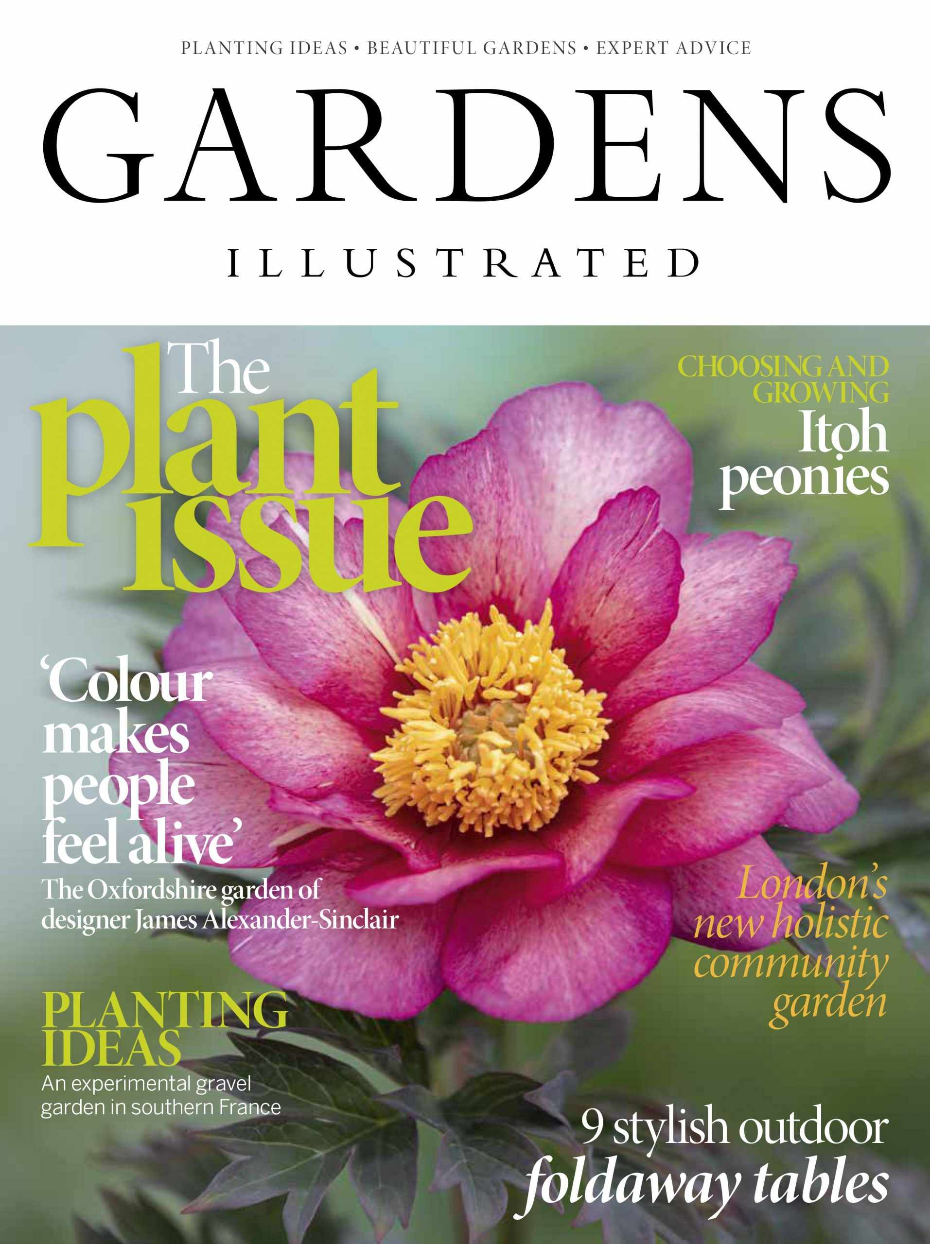 Special Issue Gardens Illustrated 2020