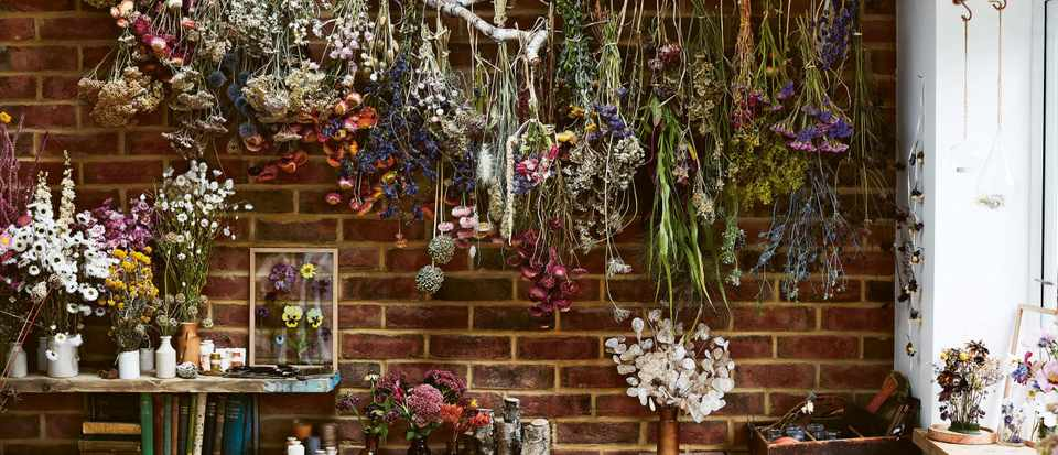 Everlastings: How to grow, harvest and create with dried flowers by Bex Partridge, book review