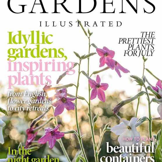 Gardens Illustrated's July cover