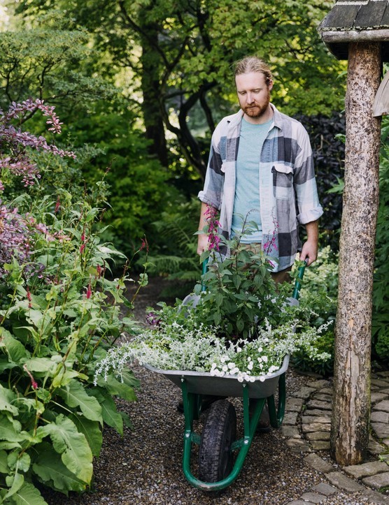 Container planting with Ben Preston