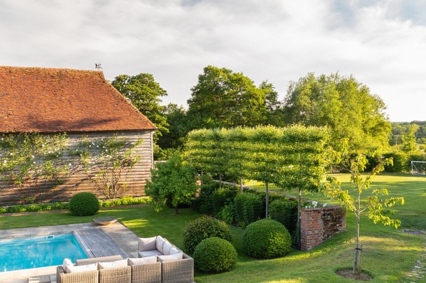 Arne Maynard-designed garden in West Sussex