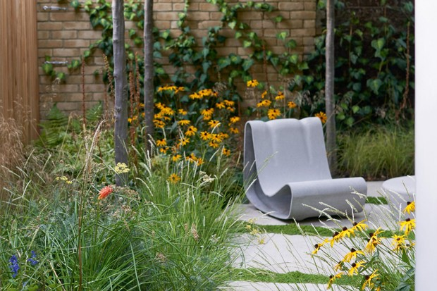 A south London garden designed by Sheila Jack