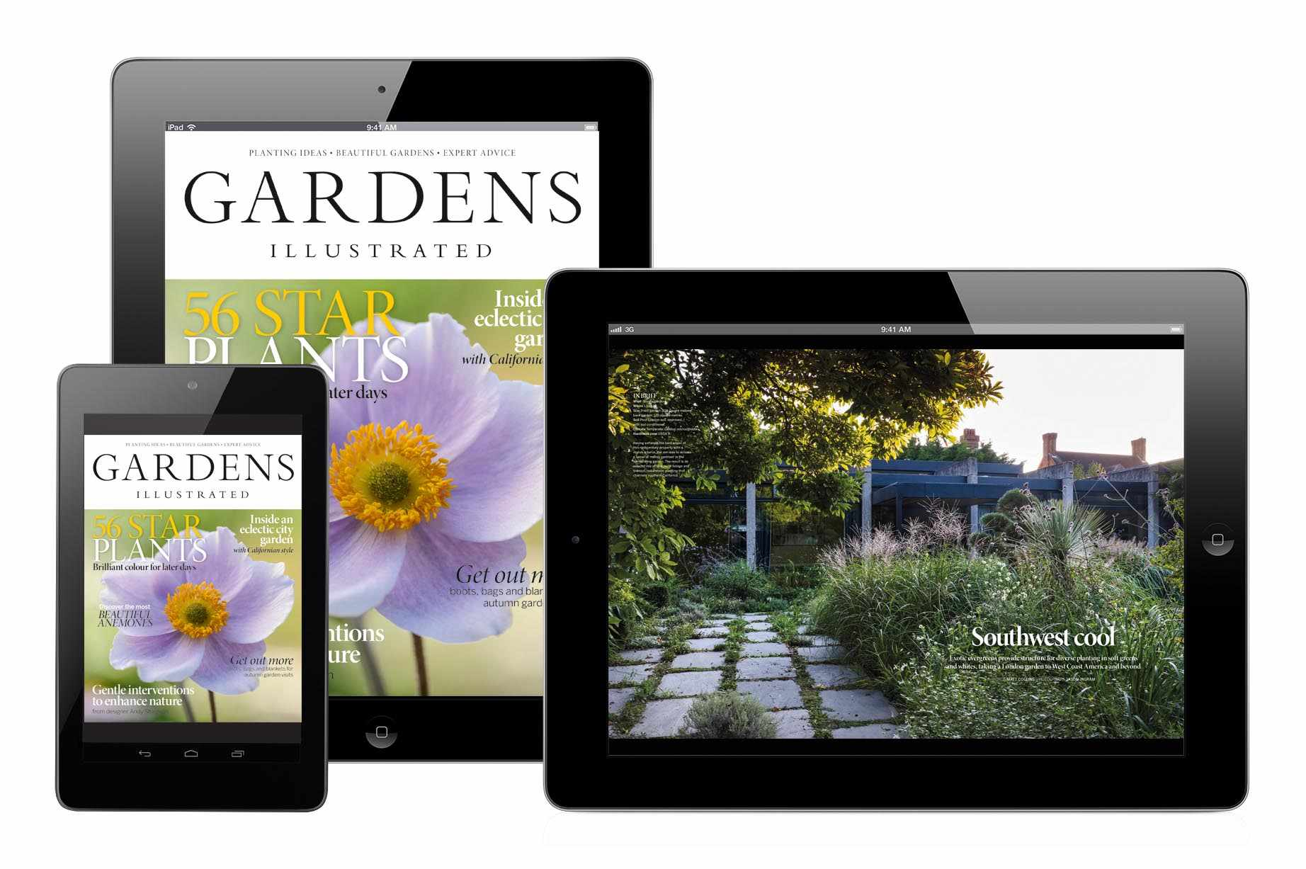 September's Gardens Illustrated