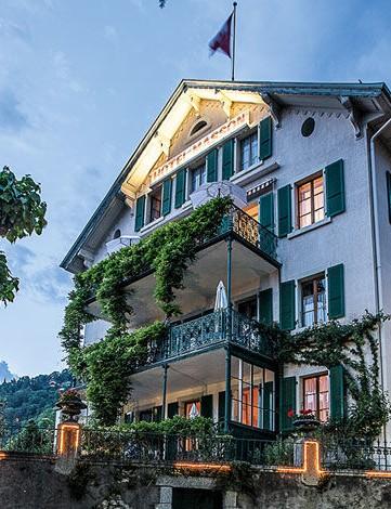 Hôtel Masson, Geneva
