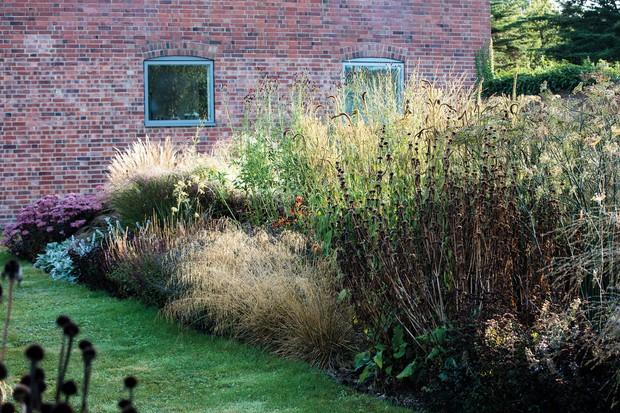 Emma Burrill's garden in East Sussex