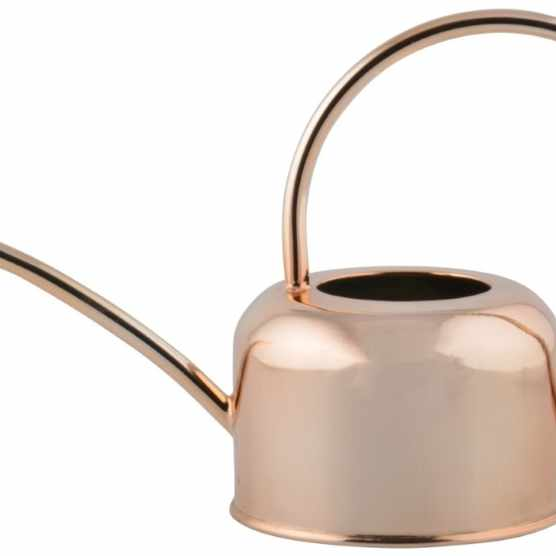 Gardening gifts: Copper Plated Watering Can