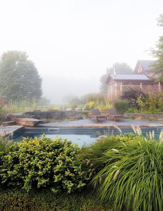 Helen O'Donnell garden, Vermont