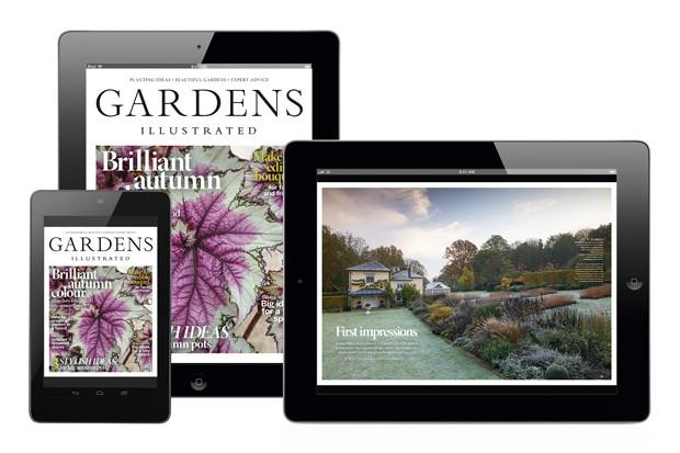 Gardens Illustrated November issue