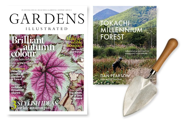 Christmas gift subscription Gardens Illustrated