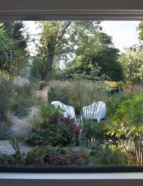 Barbara Samitier-designed London garden