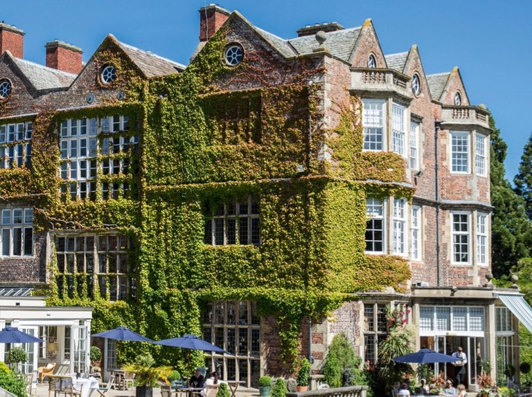 Win A Luxury Stay At Goldsborough Hall And Garden Visit In Yorkshire Gardens Illustrated