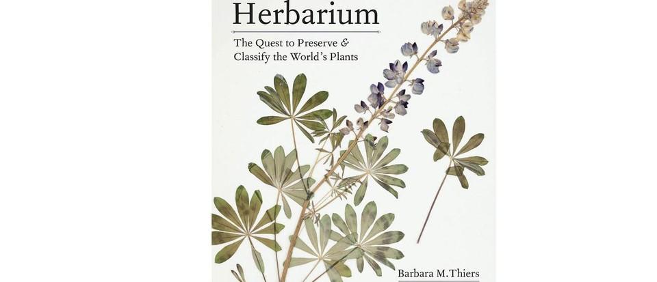 Herbarium by Barbara M Thiers - Book Review
