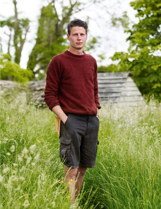Since leaving Great Dixter, the 2017 Christopher Lloyd scholar Jonny Bruce has spent time working at Hans Kramer's organic nursery in the Netherlands.
