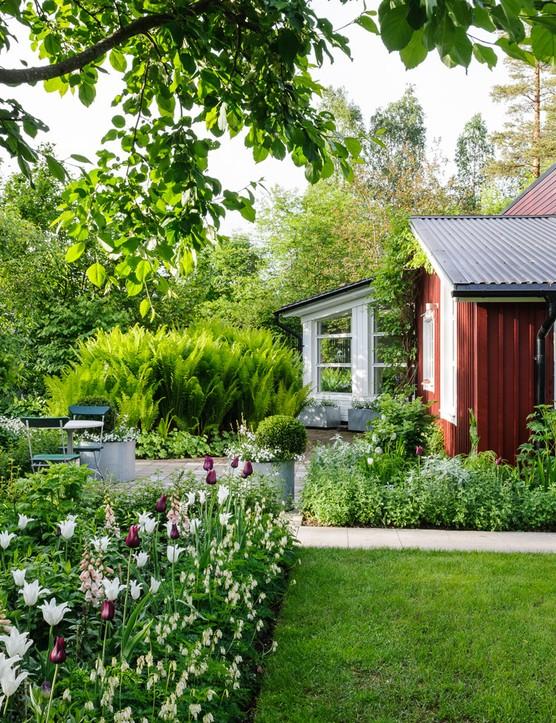 Ulf Nordfjell - Swedish Garden (11th June 2013 )