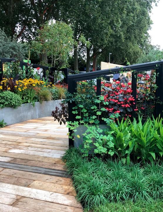 RHS COP26 Garden at Chelsea 2021.