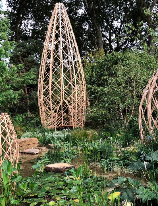 The Guangzhou Garden's amazing wooden structures are just one reason why it's been voted Best in Show.