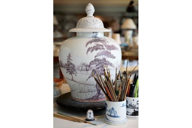 Antiques of the Future - Deborah Sears ceramics