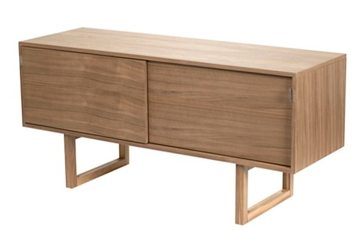 a simple, sharp sideboard