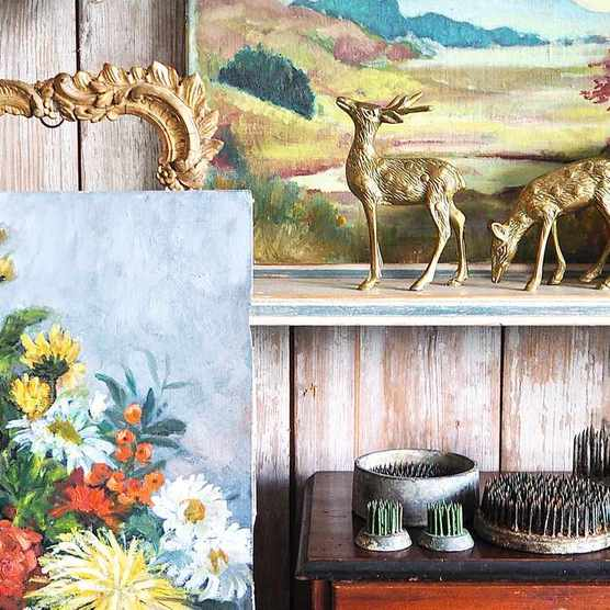 How to buy antiques on Instagram