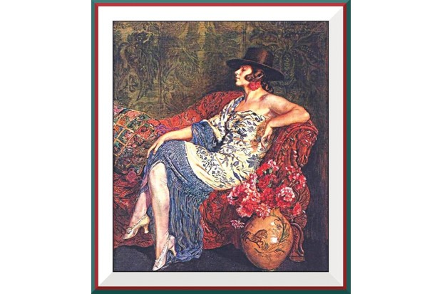 George Owen Wynne Apperley's Painting 'Talavera'