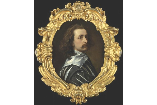Self-portrait, 1641. Private Collection. Artist : Dyck, Sir Anthony van (1599-1641). (Photo by Fine Art Images/Heritage Images/Getty Images)