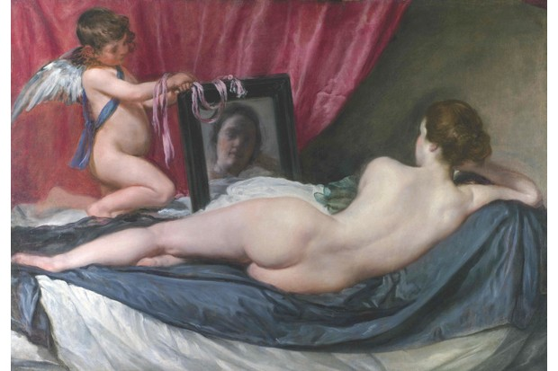 The Rokeby Venus by Diego Velazquez (Photo by VCG Wilson/Corbis via Getty Images)